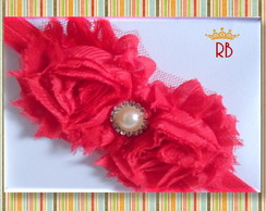 Headband Flor D�lia