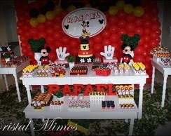 Decora��o Completa Proven�al Mickey