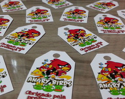Tag's - Angry Birds