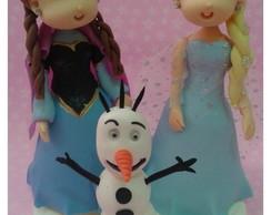Topo de Bolo em Biscuit Frozen