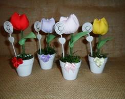Mini Tulipa - com espiral