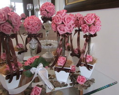 Kit mini casamento pink V