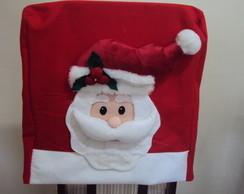 Capa de cadeira natal