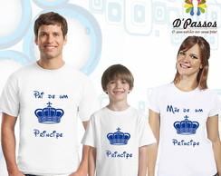 Kit 3 camisetas- Principe