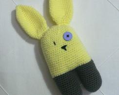 Coelhinho em crochet - amigurumi