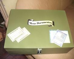 Porta Documentos - Grande