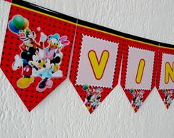 Bandeirola Mickey M2