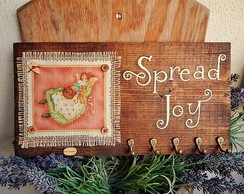 Porta Chaves Spread Joy