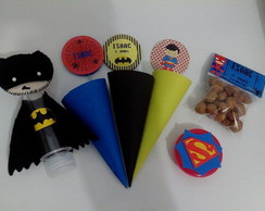 Kit personalizado super her�is