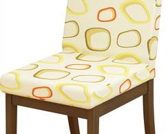 Cadeira Estofada Mercurio