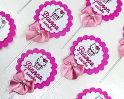 Topper sobreposto Hello Kitty