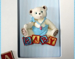 Porta Maternidade Ted Baby