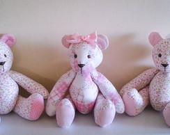 Teddy bear articulado