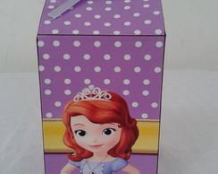 Caixa Milk Princesa Sofia