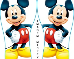 Chinelos Personalizados Mickey Mouse