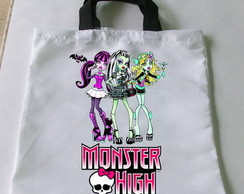 Ecobag Personalizada Monster High