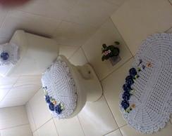 jogo de banheiro 3p�s