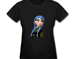 Camiseta Frozen teen