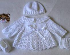 Conjunto Para Beb� Em Croch�
