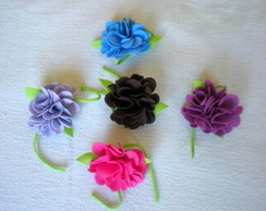 Flores de malha biqu�ni