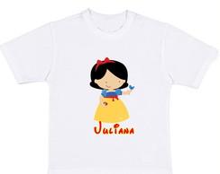 Camiseta personalizada Princesas