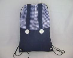 mochila infantil fazendeiro ( PROMO��O)