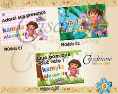Tag Dora a aventureira