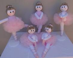Boneca Bailarina 40cm de altura