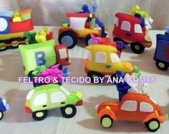 MEIOS DE TRANSPORTE TAMANHO M