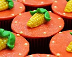 Cupcake:Festa Junina