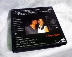 Caixa Fotos (personalizada)- Frases