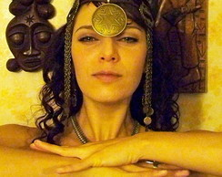 Headband Para Tribal Fusion