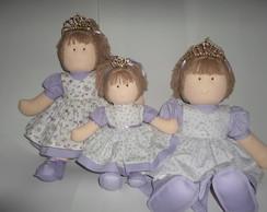 Bonecas lilas