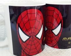 Canecas Personalizadas Homem aranha