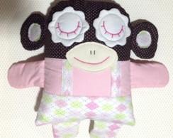 Naninha Macaco rosa