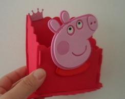 Porta guardanapo Peppa Pig