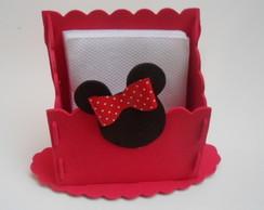 Porta guardanapo Minnie