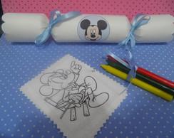 kit colorir do mickey