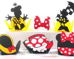 Forminha Minnie 3 D