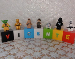Cubos Lego Star Wars - Vicente