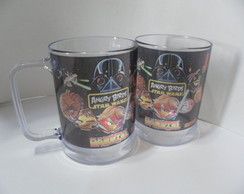 Caneca Angry Birds (Star Wars)