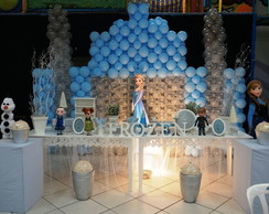Decora��o Frozen Clean ALUGUEL