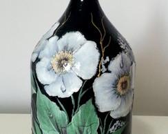 Garraf�o Preto com Flores