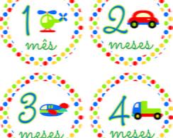 Adesivo m�s a m�s MEIOS DE TRANSPORTE