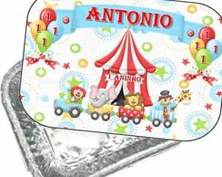 Marmitas Personalizadas - Circo