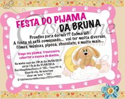 Convite Cachorrinho