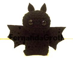 Amigurumi Morcego