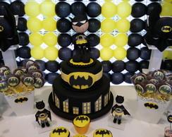 Bolo Batman - loca��o