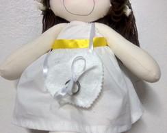 bonecas para porta alian�a