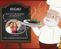 Convite Feijoada
